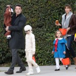 Ben Affleck & Jennifer Garner: Family Trick-or-Treating