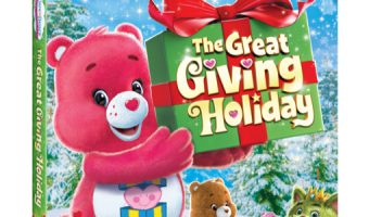 Care Bears: The Great Giving Holiday #HolidayGiftGuide #Giveaway