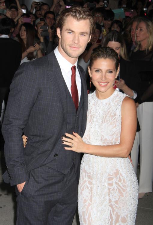 Chris Hemsworth & Elsa Pataky Expecting Baby No. 2