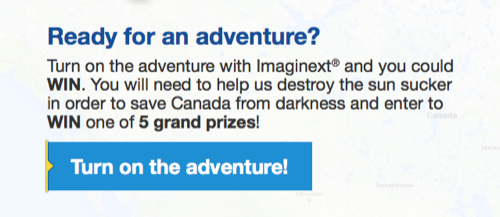 Empower Your Child's Imagination #ImaginextAdventures