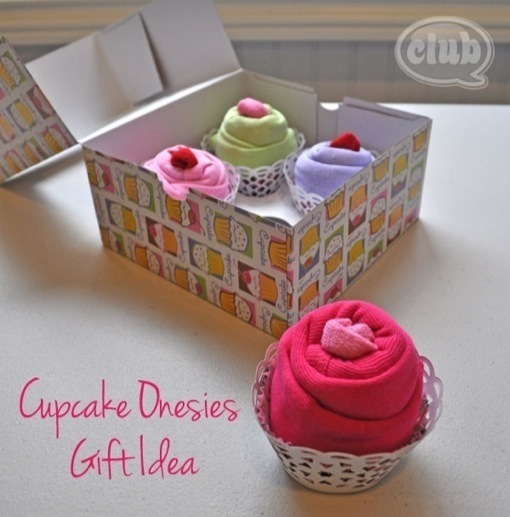 Made with love cute creative diy baby shower gift ideas celeb a baby shower negle Gallery