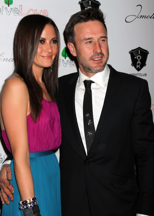 David Arquette Is Going To Be a Dad Again