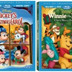 Enjoy the Holidays with Mickey's Christmas Carol & Winnie The Pooh: A Very Merry Pooh Year #HolidayGiftGuide