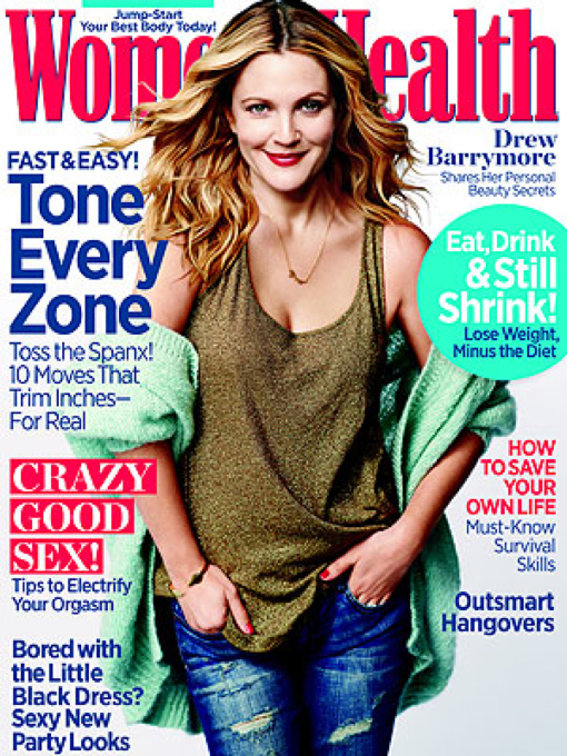 "Drew Barrymore: ""You're Not Supposed to Look Perfect While You're Making Babies."""