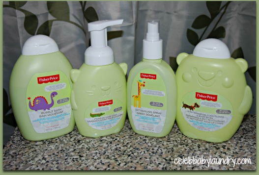 Bath Time Essentials With Fisher-Price
