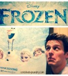 Frozen Press Junket