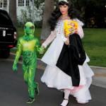 Gwen Stefani: Pregnant Halloween Glow