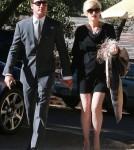Gwen Stefaniy & Gavin Rossdale Attend A Wedding