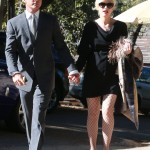 Gwen Stefani Continues to Rock Sky-High Heels While Pregnant