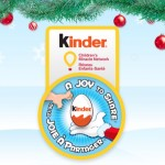 The Joy of Giving With Kinder Canada  #KinderMom
