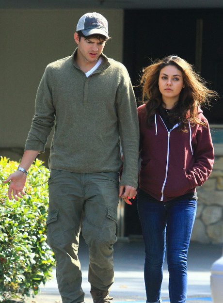 Ashton Kutcher & Mila Kunis Prepare for Baby Once his Divorce from Demi Moore is Finalized!