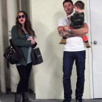 Megan Fox: Prenatal Check-Up With Family