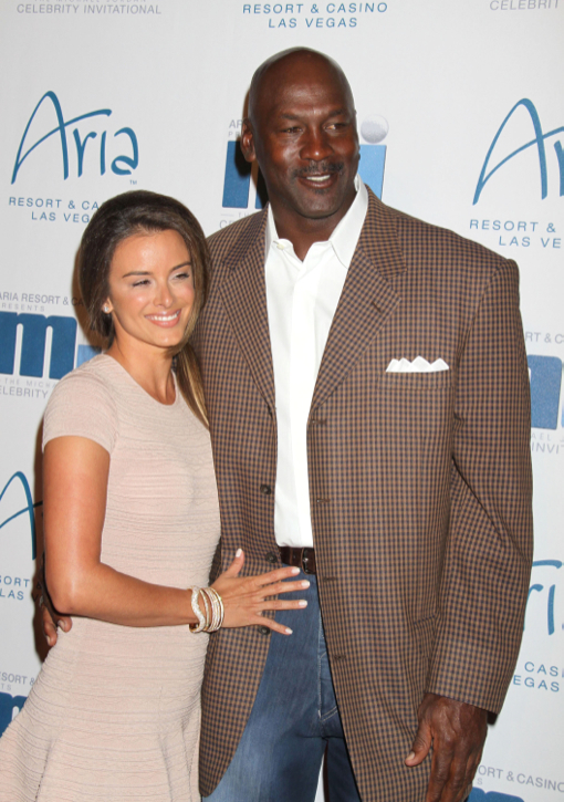 Michael Jordan & Wife Yvette Preito Expecting a Baby