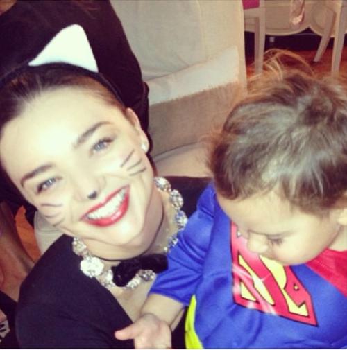 Miranda Kerr Flynn Halloween