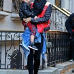 Miranda Kerr & Flynn: Stylish Duo in the City
