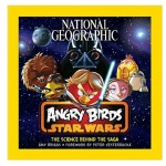 National Geographic Angry Birds Star Wars Book #HolidayGiftGuide