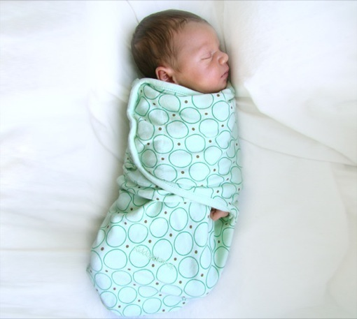 Hip Healthy Swaddling