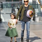 Sarah Michelle Gellar Takes Charlotte To a Party