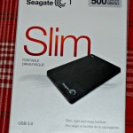 Seagate Slim 500GB: Digital Storage Space On A Diet #HolidayGiftGuide