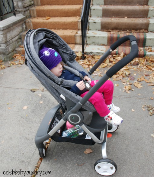 Stokke Scoot: The Urban Compact Stroller #HolidayGiftGuide | Celeb ...