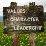 Instilling Values in Your Child