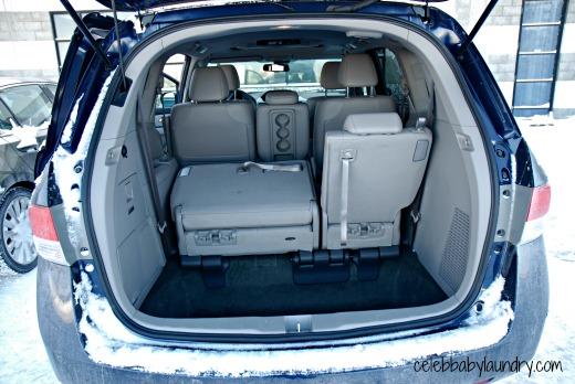 2014 Honda Odyssey 6