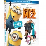 Review: Despicable Me 2 #HolidayGiftGuide