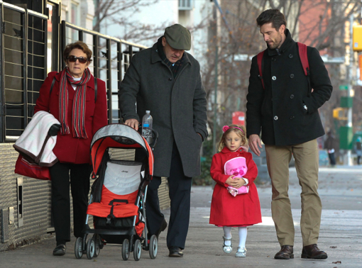 Jason Hoppy Takes Bryn Out For a Day With His Parents