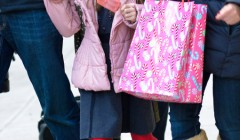 Suri Cruise Enjoys A Popsicle In NYC