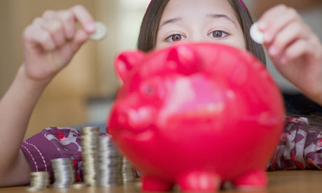 Celebrate Your Child's Birthday By Giving the Gift of Savings