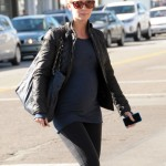 Emily Blunt Keeping In Shape During Pregnancy