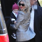 Fergie on Motherhood: My Heels Have Become Lower