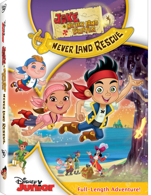Review: Jack and the Never Land Pirates: Never Land Rescue
