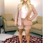 Jessica Simpson Shows off her Post-Baby Body