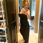 Kim Zolciak Shows Off Size 4 Waist After Giving Birth