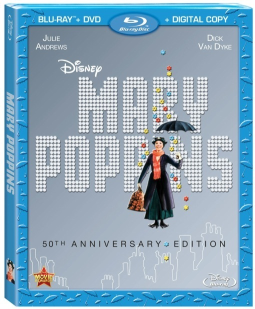 Mary Poppins Bluray