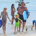 Naomi Watts & Family Vacation in Australia For the Holidays