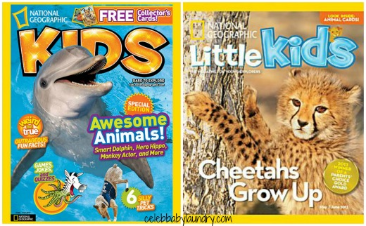 Review: National Geographic Kids Magazine #HolidayGiftGuide #Giveaway