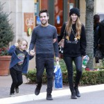 Pete Wentz Takes Bronx Christmas Shopping