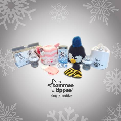 Giveaway: Tommee Tippee Winter Essential Gift Pack