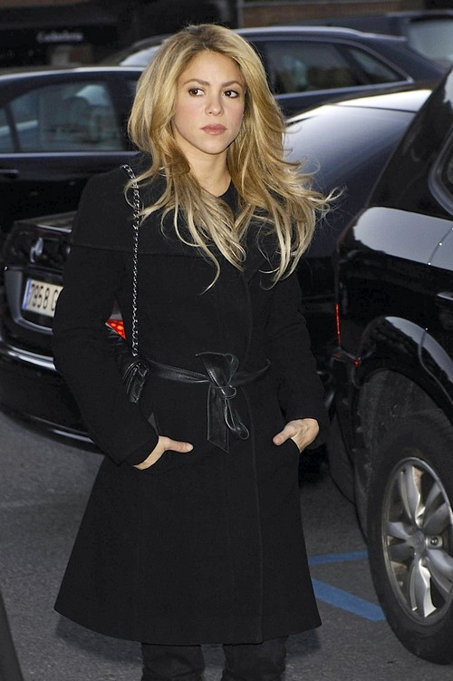 Shakira Says Her Son Milan Taught Her To Appreciate The Little Moments