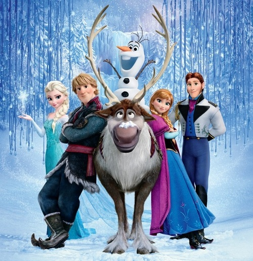 """""""Frozen"""" Sing-A-Long Adventure Coming to a Theater Near You"""
