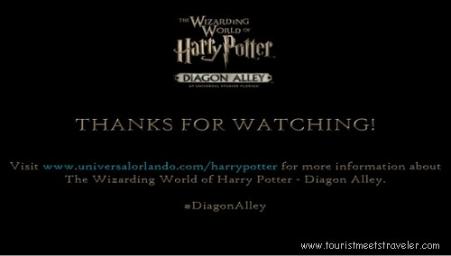 NEW Details for The Wizarding World of Harry Potter – Diagon Alley #WizardingWorld