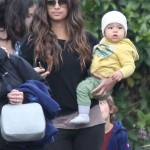 Camila Alves Enjoys a Day With her Kids