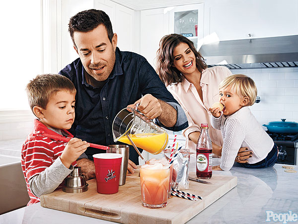 Carson Daly: Family Comes First