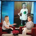 Drew Barrymore Jokes About Pregnancy Weight Gain With Ellen Degeneres