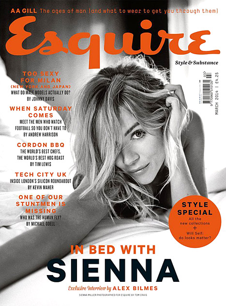 Sienna Miller: Motherhood Has Given Me Perspective