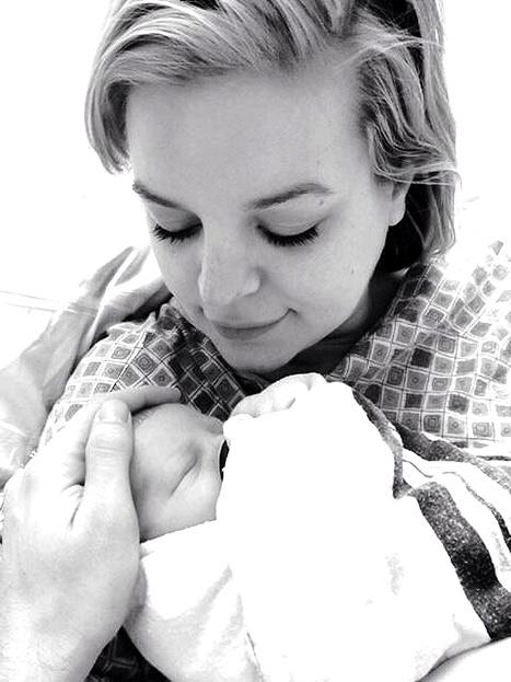 Kirsten Storms & Brandon Barash Welcome Baby Girl Harper