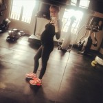 Kristin Cavallari Shows Off Her Fit Pregnancy Bump