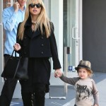 Rachel Zoe Takes Takes a Break From her Newborn to Bond With Skyler